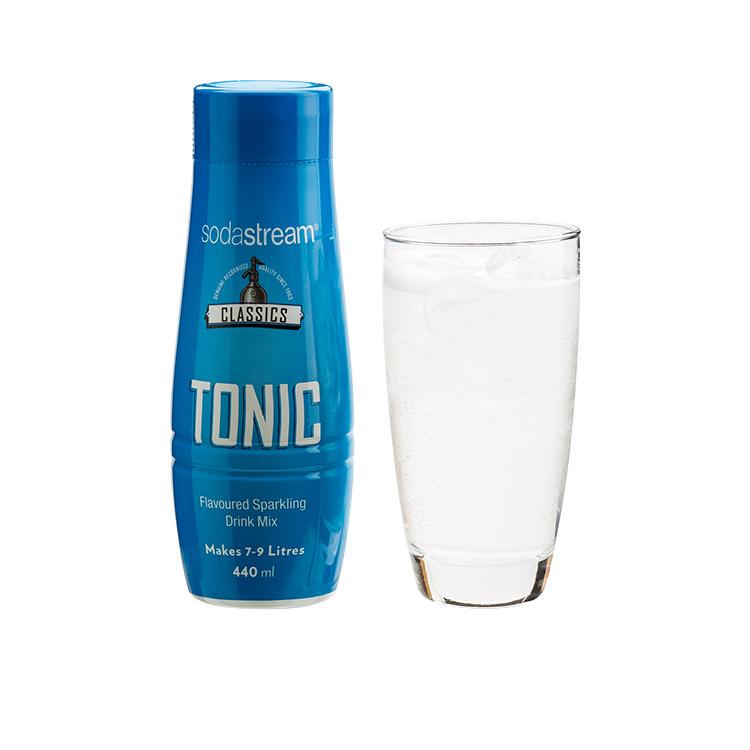 SodaStream Classic Syrup Tonic 440ml