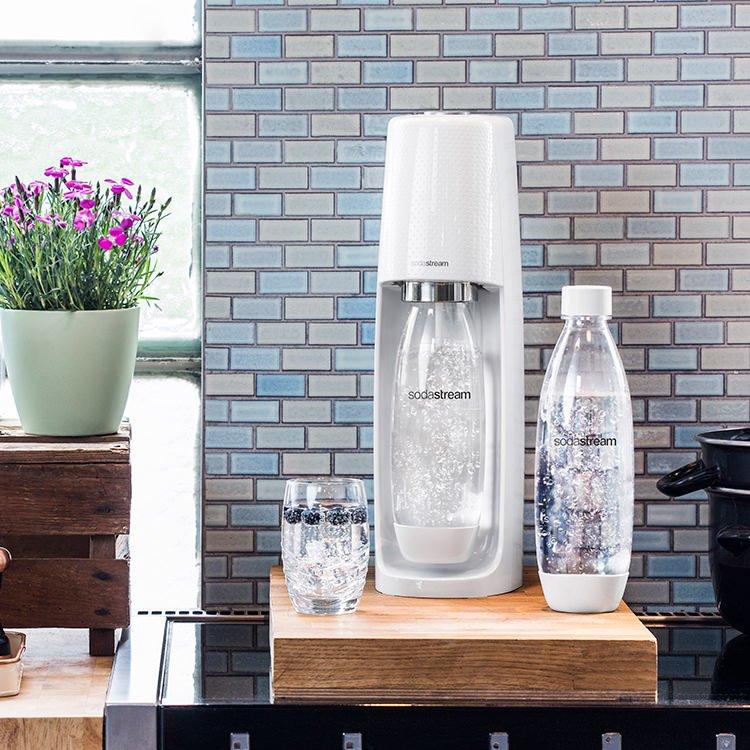 SodaStream Spirit Drink Maker White