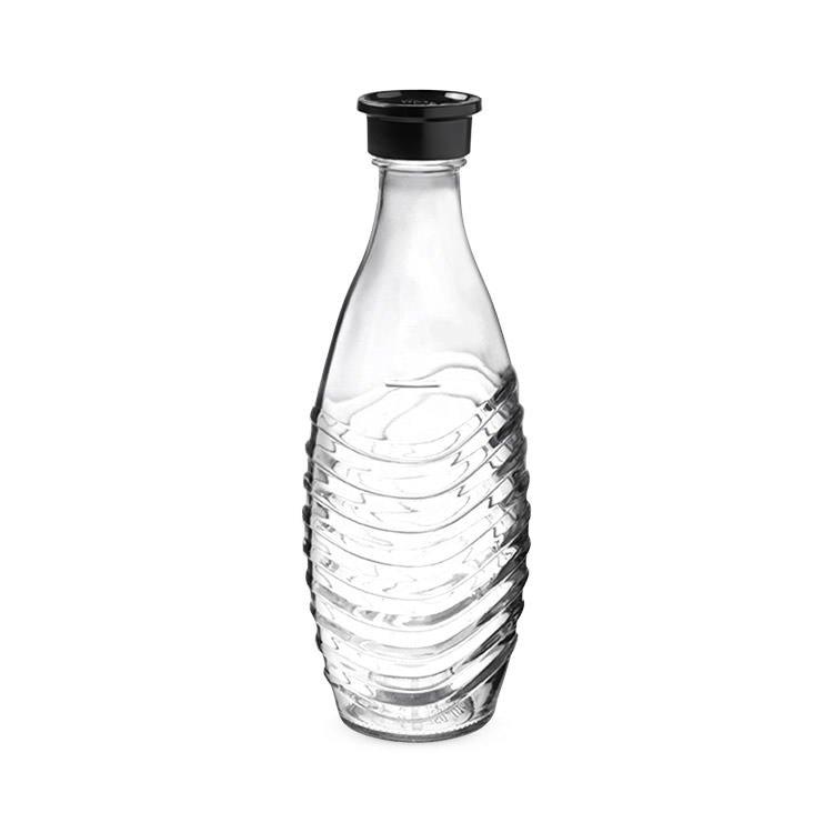 SodaStream Glass Carafe 600ml Ocean Swirl