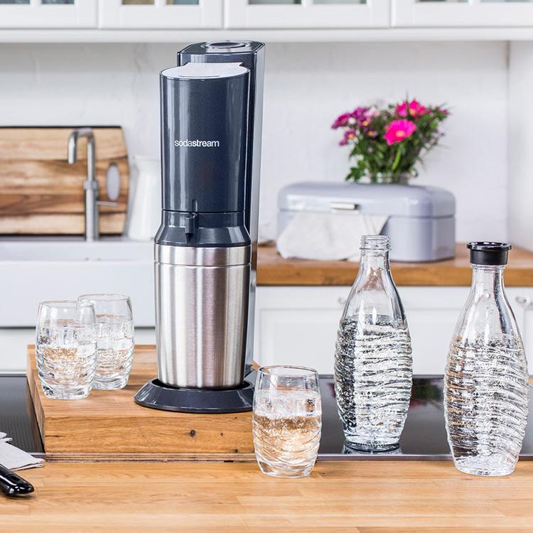 SodaStream Crystal Titan Drink Maker Set