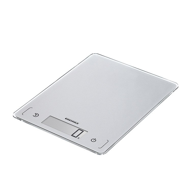 Soehnle Page Comfort 300 Slim Digital Kitchen Scale 10Kg Silver image #2