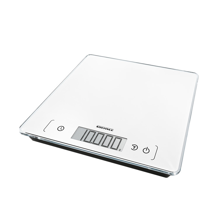 Soehnle Page Comfort 400 Digital Kitchen Scale 10kg White image #2