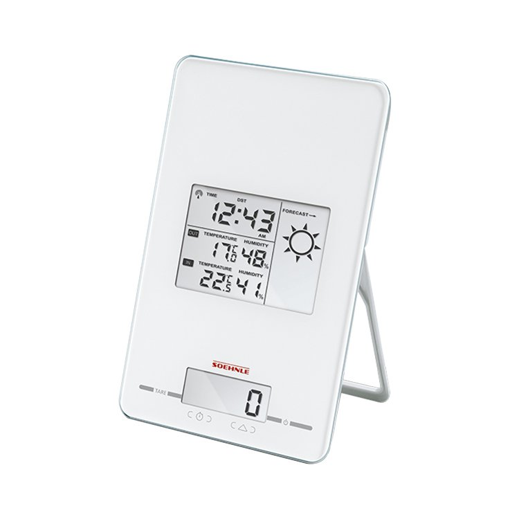 Soehnle Page Meteo Centre Digital Multi Scale 5kg