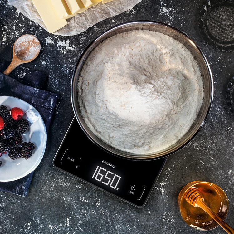 Soehnle Page Profi 100 Digital Kitchen Scale 15kg