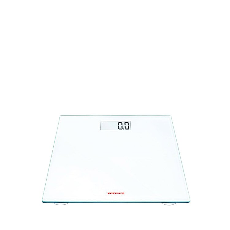 Soehnle Pino White Digital Personal Scale