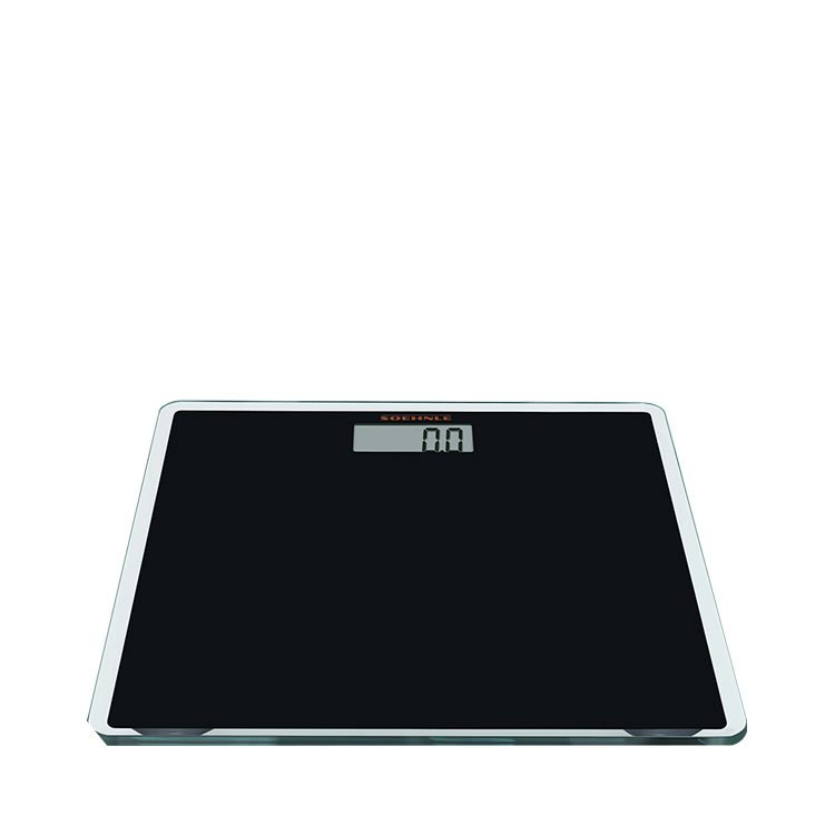 Soehnle Slim Black Digital Personal Scale
