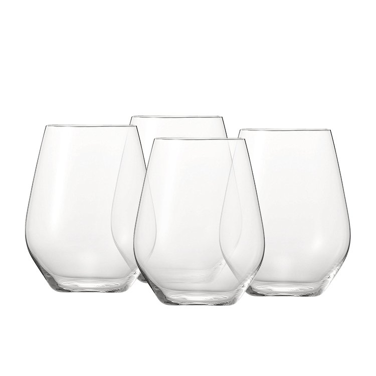 Spiegelau Authentis Casual Bordeux Wine Glass Set of 4