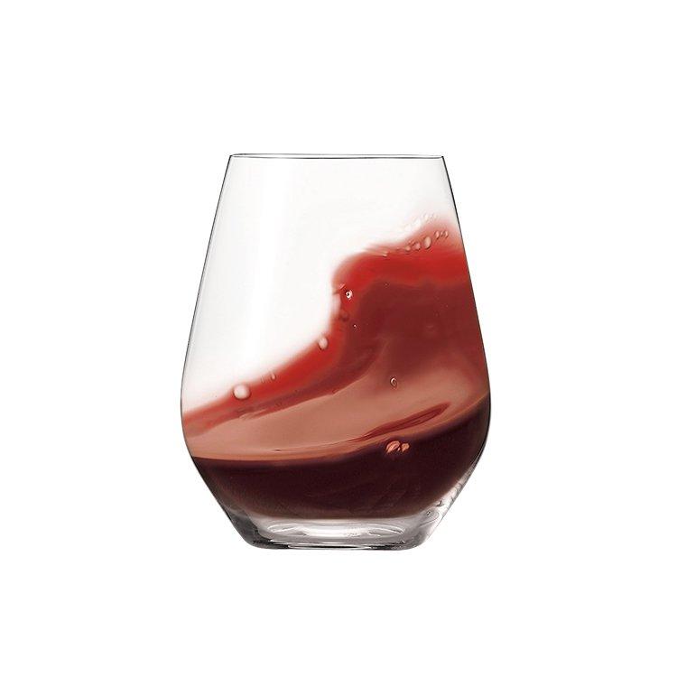 Spiegelau Authentis Casual Bordeux Wine Glass Set of 4