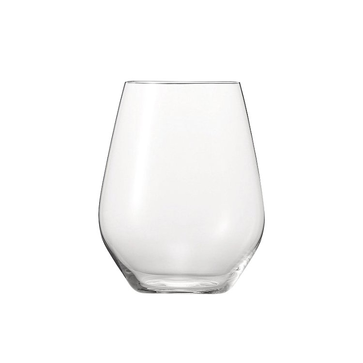 Spiegelau Authentis Casual Red Wine Glass Set of 4
