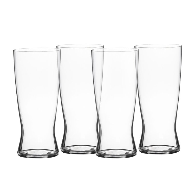 Spiegelau Beer Classics Lager Set of 4