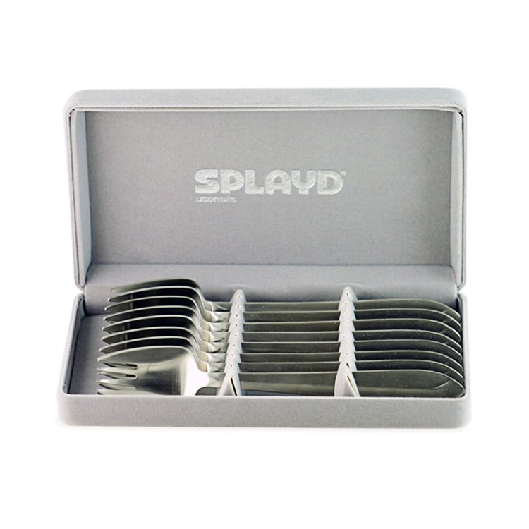 Splayd Standard Satin 8pc Set
