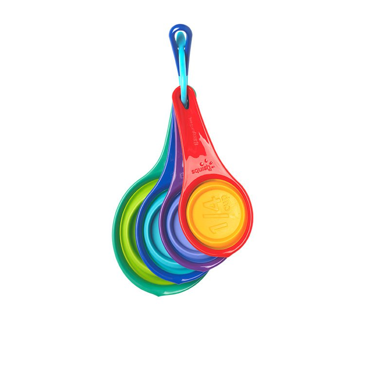 Squish Measuring Cups Set of 4