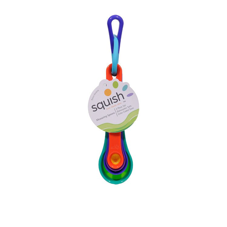 Squish Measuring Spoons Set of 4