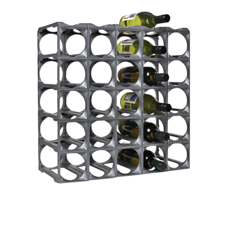 Stakrax Modular Wine Storage Kit 30 Bottle