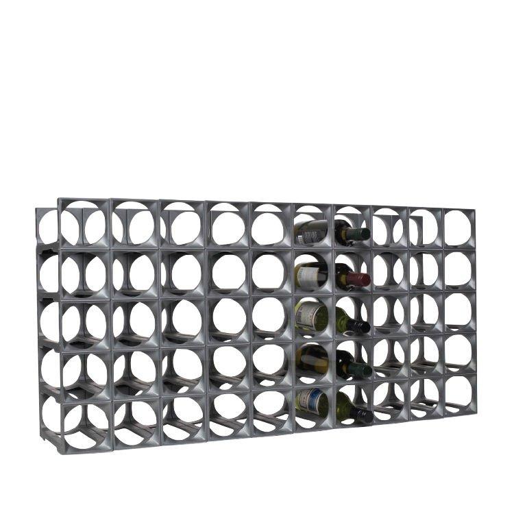 Stakrax Modular Wine Storage Kit 50 Bottle