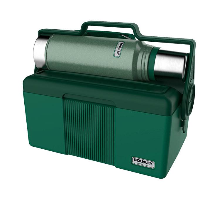 Stanley Adventure Heritage Cooler Combo 6.6L Green