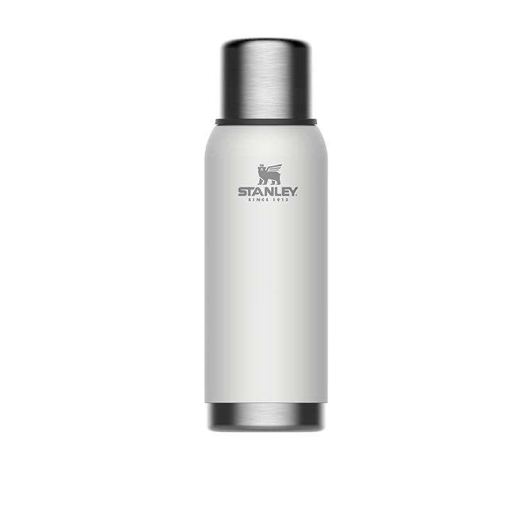 Stanley Adventure Vacuum Bottle 1L Polar White