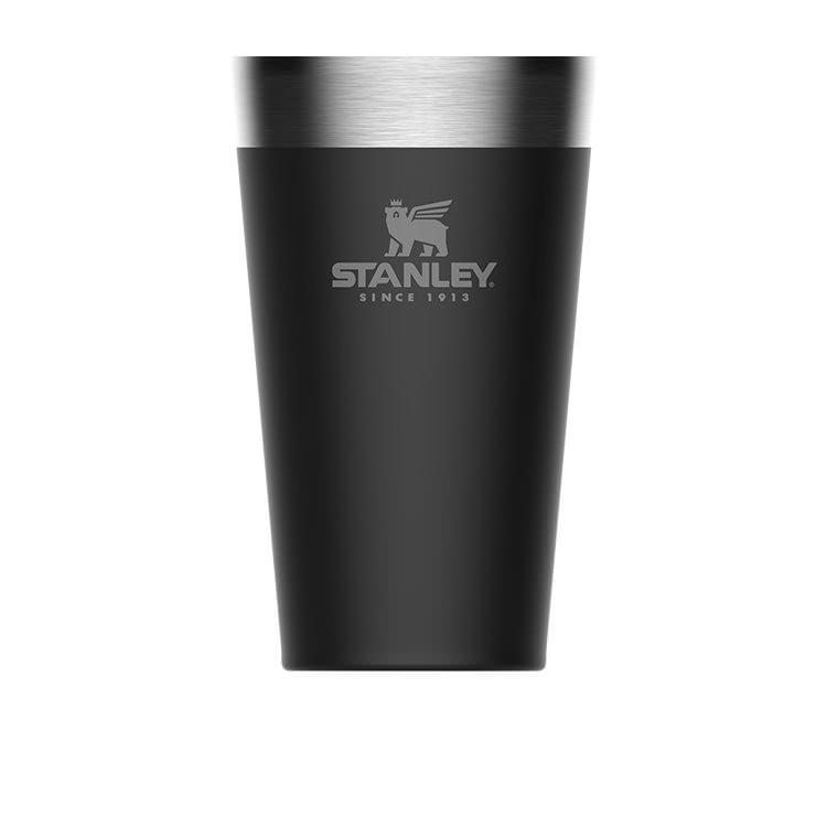 Stanley Adventure Vacuum Pint 470ml Matte Black