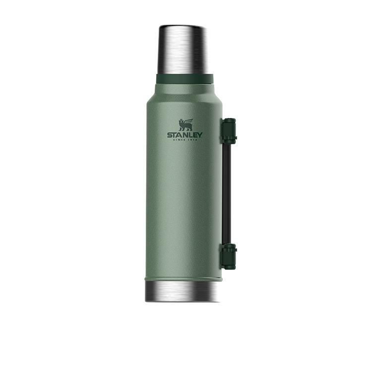 Stanley Classic Vacuum Bottle 1.4L Hammertone Green