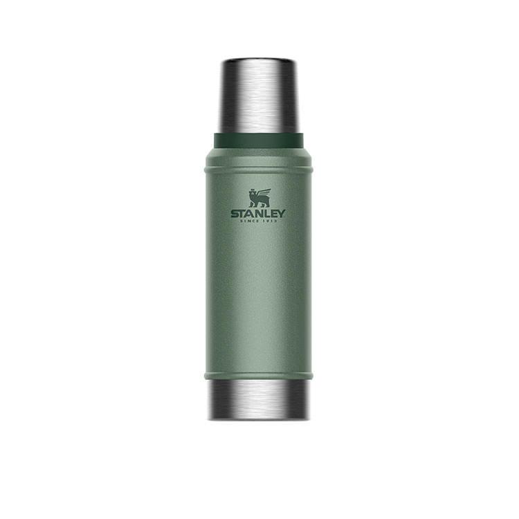 Stanley Classic Vacuum Bottle 750ml Hammertone Green