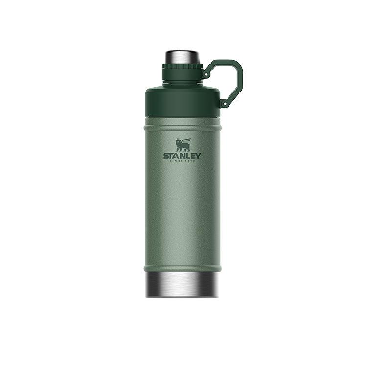 Stanley Classic Vacuum Water Bottle 530ml Hammertone Green
