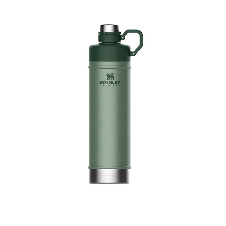 Stanley Classic Vacuum Water Bottle 750ml Hammertone Green
