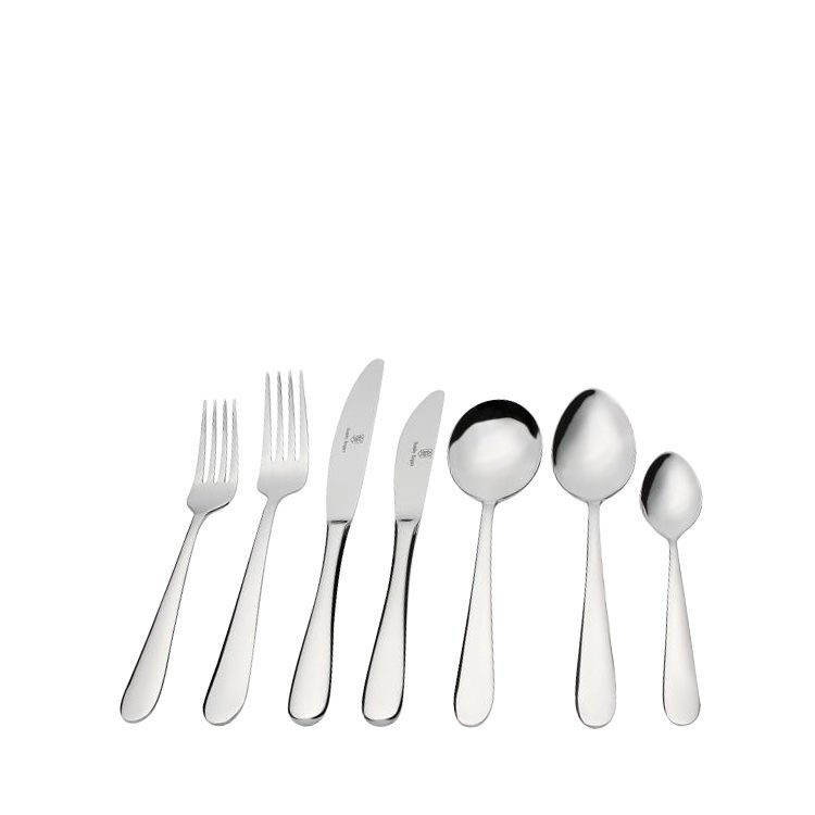 Stanley Rogers Albany Cutlery Set 56pc