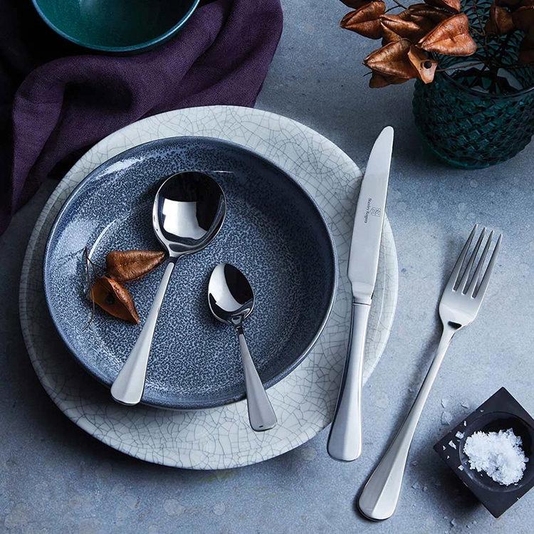 Stanley Rogers Baguette 42pc Cutlery Set