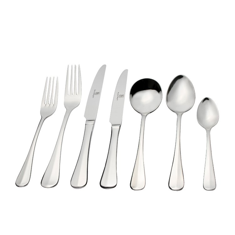 Stanley Rogers Baguette Cutlery Set 70pc