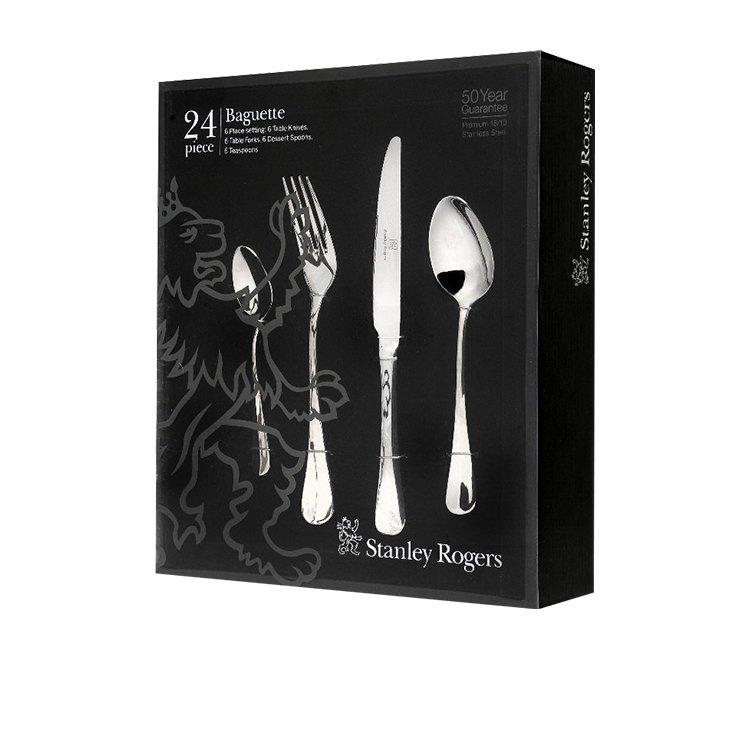 Stanley Rogers Baguette 24pc Cutlery Set image #6