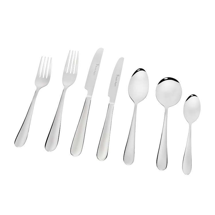 Stanley Rogers Chicago Cutlery Set 56pc