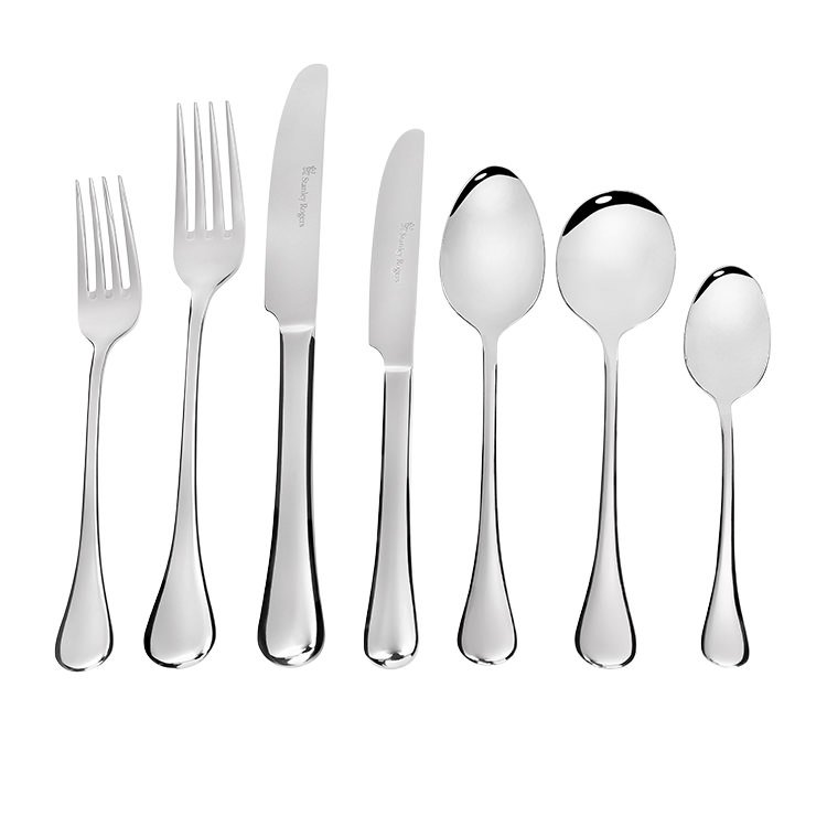 Stanley Rogers Modena Cutlery Set 70pc