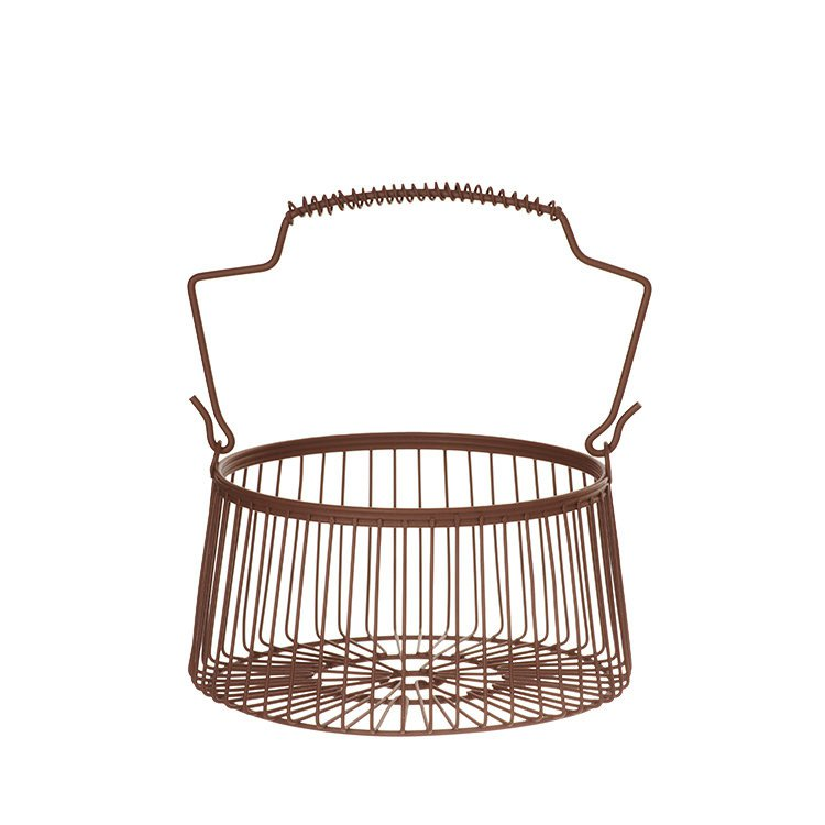 Stephanie Alexander Small Round Basket