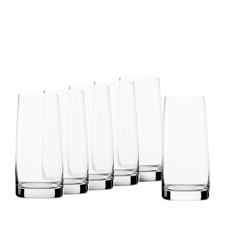 Stolzle Experience Long Drink Glass 361ml Set of 6