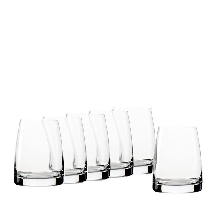 Stolzle Experience Old Fashion Glass 225ml Set of 6
