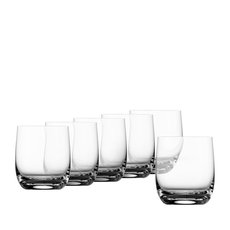 Stolzle Weinland Old Fashion Glass 275mL Set of 6