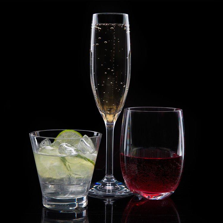 Strahl Design+Contemporary Champagne Flute 166ml