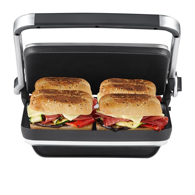 Sunbeam Cafe Press 4 Slice Sandwich Maker