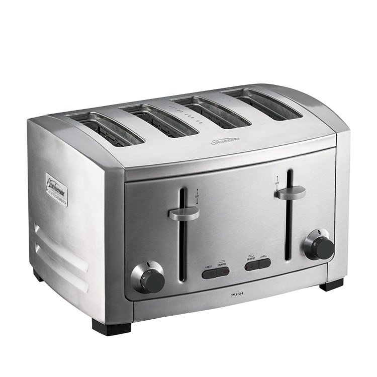 Sunbeam Cafe Series 4 Slice Toaster