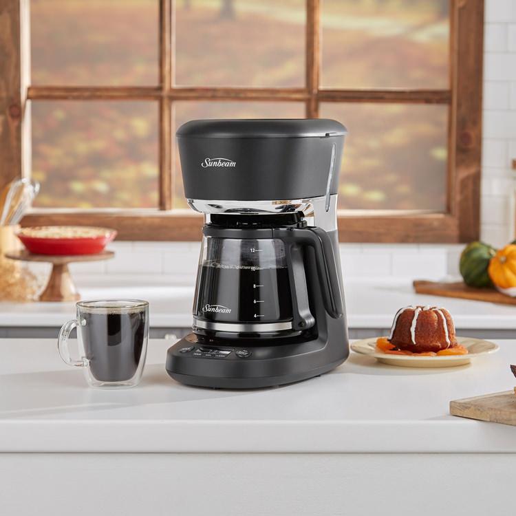 Sunbeam Easy Clean Drip Filter Coffee Machine
