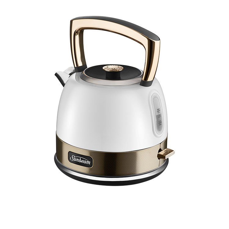 Sunbeam New York Collection Pot Kettle White Gold