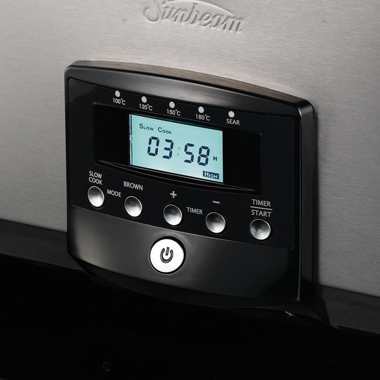 Sunbeam SecretChef Sear and Slow Cooker 5.5L
