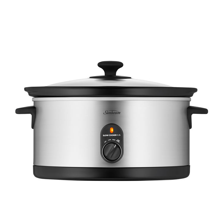 Sunbeam SecretChef HP5520 Slow Cooker 5.5L