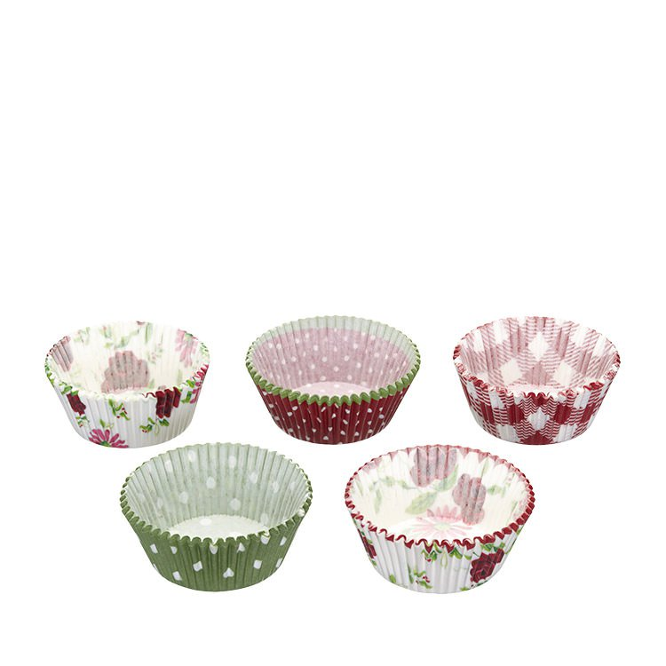 Sweetly Does It Cupcake Cases Garden Party 250pc