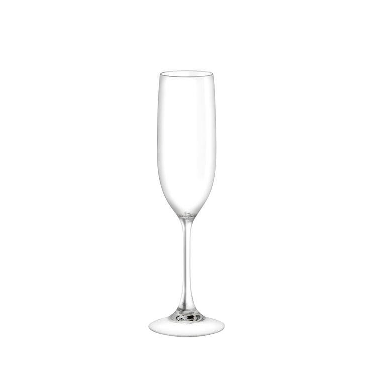 Swish Plastic Champagne Flute 170ml