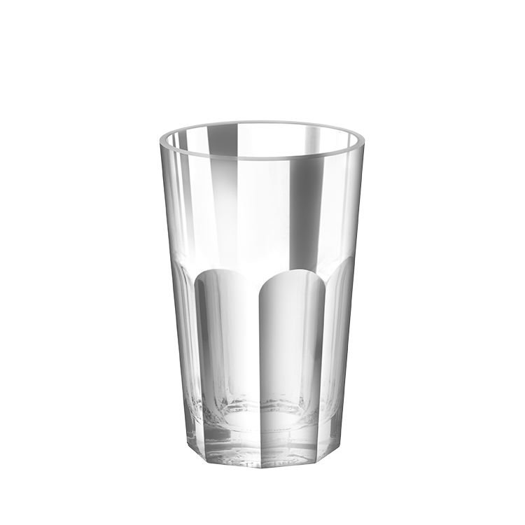 Swish Plastic Stackable European Tumbler 295ml
