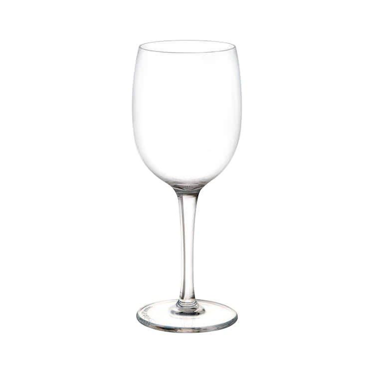 Swish Plastic Wine Glass 210ml