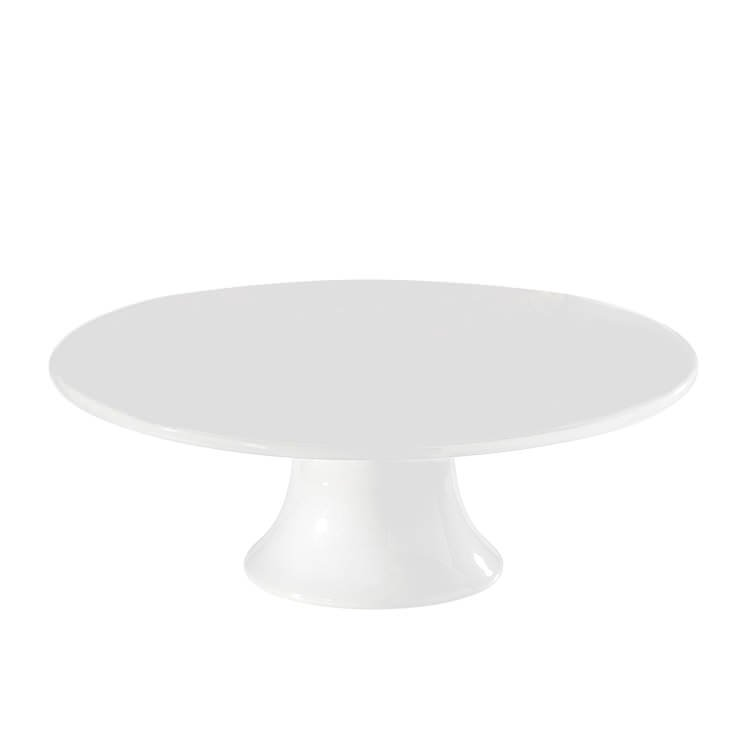 Symphony Ample Cake Stand 31cm White