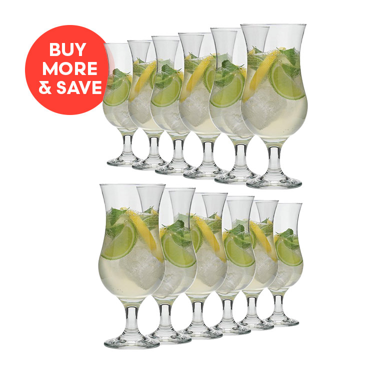 Symphony Brim Cocktail Glass 460ml Set of 6 (2 Sets)