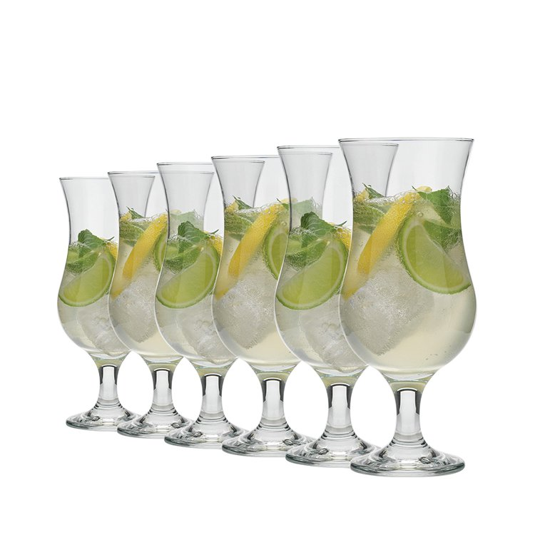 Symphony Brim 6pc Cocktail Glass 460ml Set